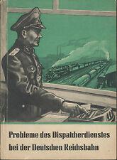 Probleme des Dispatcherdienstes bei der Deutschen Reichsbahn