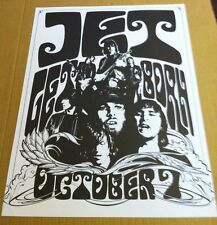 Jet 2003 Retail Promo Poster for Get Born Cd Never Displayed Double Sided 18x24
