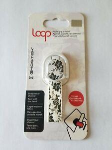 Ghostek Loop Phone Grip Floral White