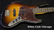 Fender Road Worn 60's Jazz Bass 3 Tone Sunburst