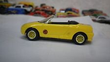 1998 Matchbox Yellow MGF Roadster Hot Wheels Custom Real Riders