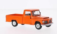 wonderful modelcar FORD F75 PICK-UP 1980 - orange - scale 1/43 - lim.ed