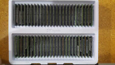 Lot of 85 Mixed Brand 1GB PC3-10600S DDR3 Laptop RAM Memory