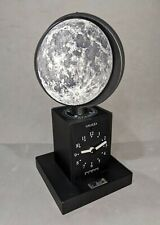 Rare Galilea Moon Phase Clock - Sculptures-Jeux Paris - great working condition!