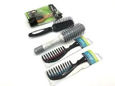 Conair 5 Pack Mixed Comb Hair Brushes For Woman