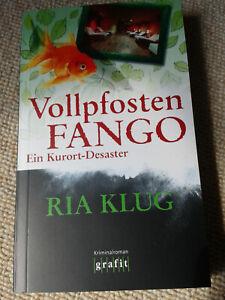 "RF040 ""Vollpfosten-Fango"" v. Ria Klug - ein Kurort-Desaster"