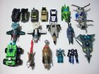 Transformers Power Core Combiners LOT of 17 Figures Parts Hasbro 2010 Dinobots