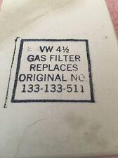 ( G511 )   VW FUEL FILTER 133-133-511
