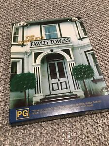 The Complete Fawlty Towers TV Series DVD Region 4 AUS.   - Comedy