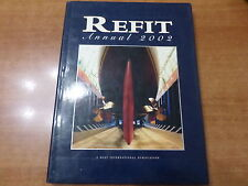 David Pelly REFIT ANNUAL 2002 Testo in INGLESE Edizione Edisea 2001