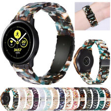 Universal 20/22mm Replacement Resin Watch Band Strap For Samsung Galaxy / Gear