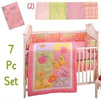 Baby Doll Bedding Gingham Mini Crib//Port-a-Crib Bedding Set Fairy Tale 1510pac