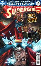 Supergirl #6 DC Comics 2017 (DCU Rebirth)