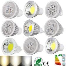 Dimmable GU10 MR16 GU5.3 LED Spotlight COB/Epistar Bulb 6W 9W 12W 15W Lamp CREE