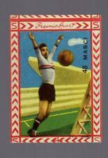 B.E.A. BEA ALBO PREMIO GOOL SPORT 1949 1950 49 50 FIGURINA N. 48 MASCI