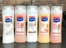 Lot 5 Suave Essentials  Tropical Coconut   Cocoa  Milk  Honey Body Wash 15 fl