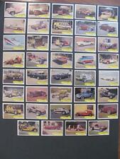 39 Vintage George Barris Kustom Kars Series II Show Rod Fleer Stickers