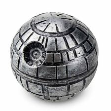 Star Wars Death Star Grinder Zinc alloy Herb Spice Crusher Smoke Grinder 50mm
