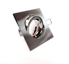 Einbaustrahler Einbauspot inkl. LED 6W GU10 230V Spot Eisen Metall preiswert K50
