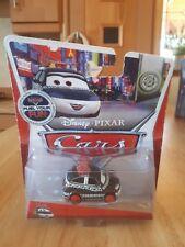 Disney Pixar Cars 2 - Chisaki - Tuners series international card