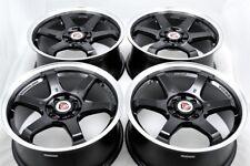 15 Wheels Aveo Fit Cooper Reno Civic Integra Forenza Rio Golf Rims 4x100 4x114.3
