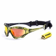 Ocean Glasses Sunglasses Australia Translucent frames w/polarized Revo lens New