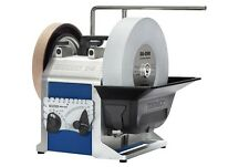 TORMEK T-8 Magnum Sharpening System - Sharpen knives, axe and wood turning tools