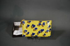 Gucci Cosmetic Case Hearts Pouch Bag Medium Leather NIB
