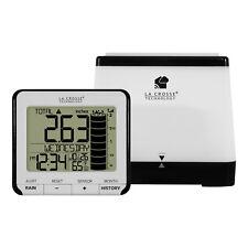 724-2310 La Crosse Technology Digital Rain Gauge with Indoor Temperature