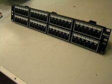 Dynacom 48 Port Blank Jack Panel 3RU (3X16) PN:   2013MJP48