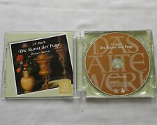 Herbert TACHEZI (organ) / BACH Art of fugue GERMANY CD TELDEC 2564-69853-4(2007