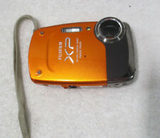 Fujifilm FinePix X Series XP20 14.2MP Digital Camera Orange great condition