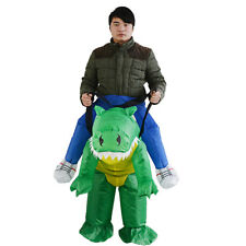 Adult Inflatable Crocodile Costume Halloween Costumes Fancy Dress Outfits