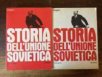 Storia dell'Unione Sovietica - Louis Aragon - MONDADORI 1967 (2 VOLUMI)