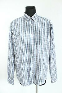 Giovanni Galli Multicolored Striped Long Sleeve Collared Button-Up Shirt Size XX