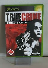 True Crime - Streets Of La - Xbox Complet B1732