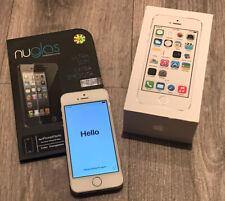 iPhone 5s 16GB Smartphone (EE) - Silver VGC
