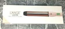 L'ANGE Lustré Titanium digital Curling Wand Blush - 32mm NEW!