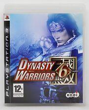 DYNASTY WARRIORS 6 - PLAYSTATION 3 PS3 PLAY STATION PAL ESPAÑA - DINASTY WARRIOR