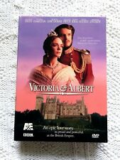 VICTORIA AND ALBERT – DVD, 2-DISC BOX SET, R-1, LIKE NEW, FREE POST+TRACKING