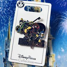 Disney Parks 2020 Kingdom Hearts Pin Sora Goofy Donald Trinity With Keyblade