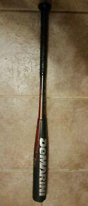 """2013 DeMarini VOODOO VDL14 29/16 Baseball Bat 2-1/4"""" Half+Half Composite -13 GW3"""