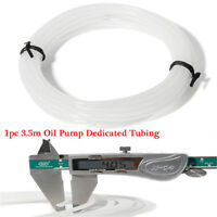 3.5m Clear PVC Fuel Line 4mm Oil Pump Dedicated Tubing for