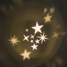 Lotti Proiettore Garden Stelle Stars 4x2w LED Classic a 12m illumina un Area di
