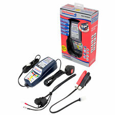 Optimate 4D (4 Dual) 12v Dual Programme Motorcycle Battery Charger/Conditioner