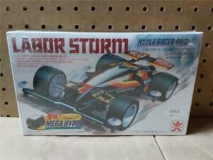 Hyper Racer Mega Labor Storm 4WD-II 1/32 Scale Car Kit New FUMAN Bandai NOS