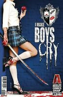 I MAKE BOYS CRY 1 A 1st PRINT ABSOLUTE COMICS JAMIE TYNDALL PRE-SALE 8/19