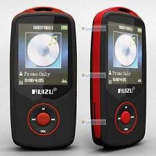 """1.8"""" TFT Bluetooth MP3 Player support TF card 4G storage Built in FM Radio #A BC"""