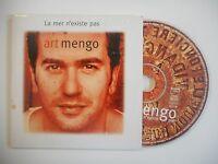 ART MENGO : LA MER N'EXISTE PAS [CD SINGLE PORT GRATUIT]