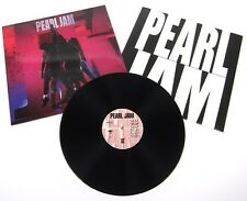 Pearl Jam - Ten / 10 Epic [in-shrink] LP Vinyl Record Album / PearlJam